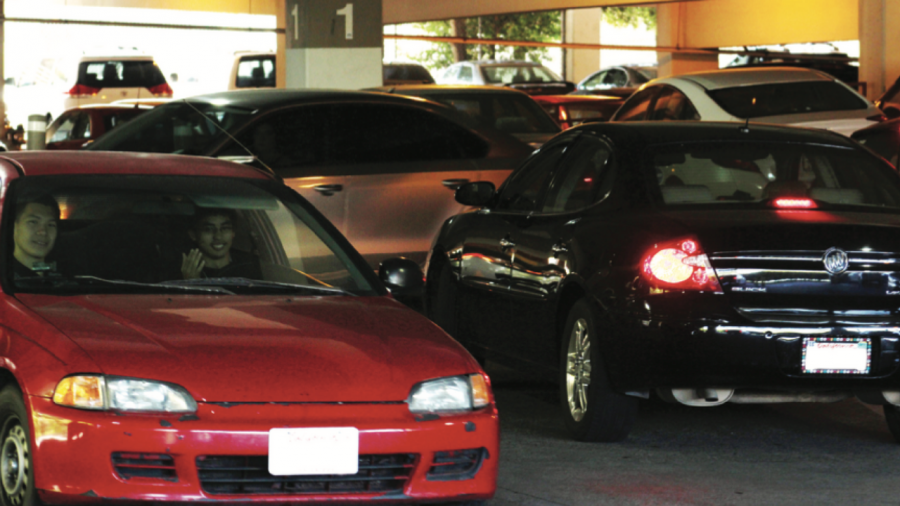EDITORIAL: Wake us up from the parking 'nightmare'