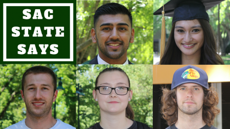 #SacStateSays: What letter grade would you give your overall experience at Sac State?