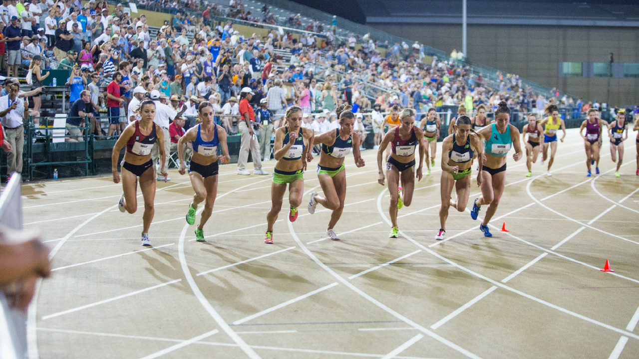 GALLERY: Hornet Stadium hosts USA Track and Field Outdoor Championships