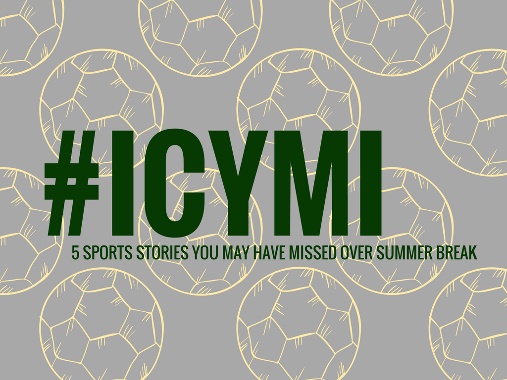 ICYMI%3A+5+sporting+events+you+may+have+missed+this+summer