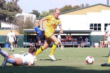 Women's soccer team kicks off 7-game spring season