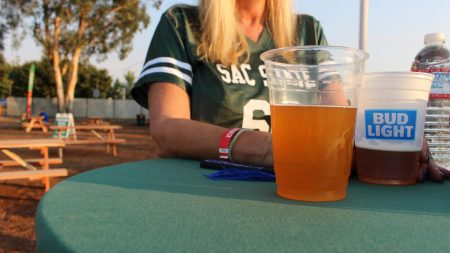 Hornet Stadium introduces beer garden for 2017 season