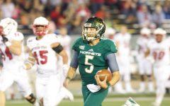 Hornets subdue Southern Utah 54-27 in Big Sky football opener