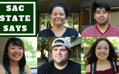 #SacStateSays: What is your impression of Greek life on campus?