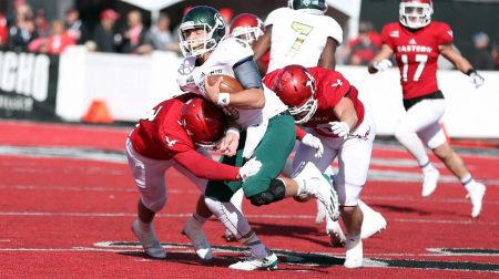 Sac State football falls to No. 9 Eastern Washington 52-31
