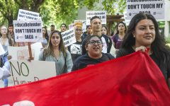 GALLERY: Sac State activists protest DACA decision