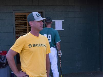 Baseball coach roots himself with Hornets for next 7 years