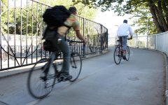 Bicycle thefts at Sac State on the rise