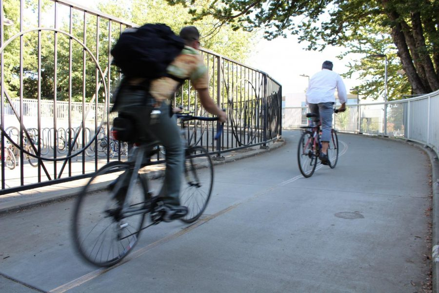 Thirty-one students have reported their bicycles stolen in the eight weeks since the semester started, according to Sacramento State Police Department crime logs.