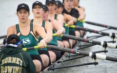 Sac State rowing team uses fall to work towards spring gold