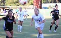 Freshmen help women's soccer team make final push for playoffs
