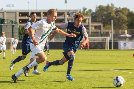 Sac State men's soccer ends with stalemate against UC Irvine