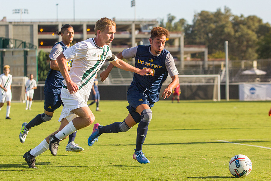 Sac State men's soccer ends with stalemate against UC ...