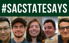 #SacStateSays: What do you want to see added to campus?