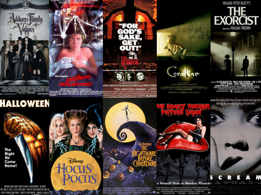 10 movies to watch this Halloween