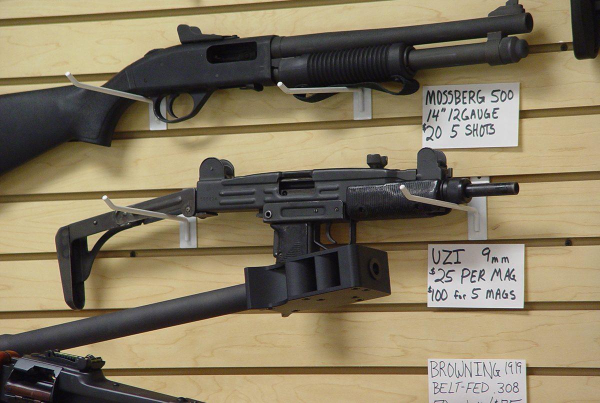 EDITORIAL: Gun control debate needs to end