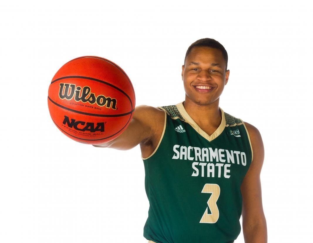 Sacramento State senior forward Justin Strings became the 15th men's basketball player in program history to score 1,000 career points after he notched 19 against Colorado State in a season-opening 72-61 loss on Friday.