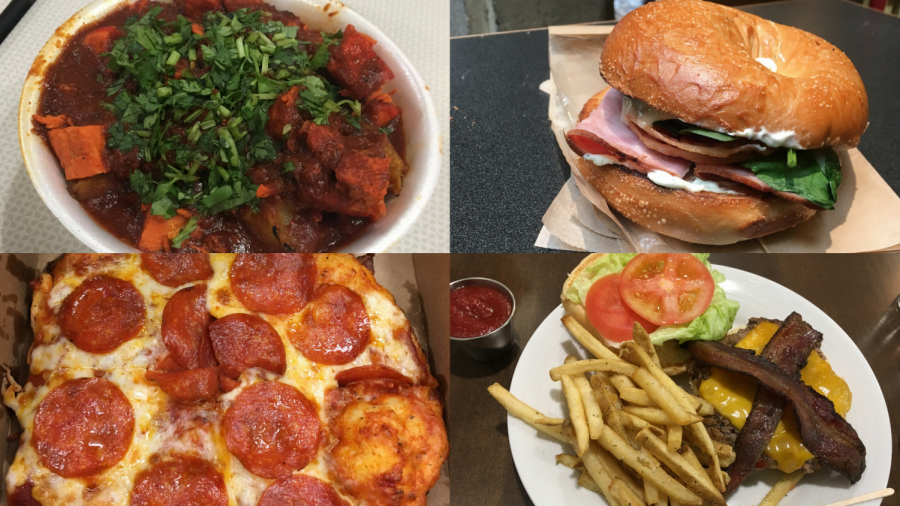 The hunt for decent dining at Sac State - Part 2