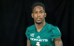 Sac State football senior tackles adversity, makes history