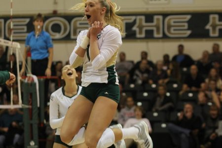 Sac State volleyball advances to Big Sky Championship