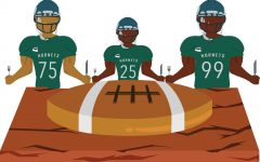Food and football: the hunger to win at Sac State