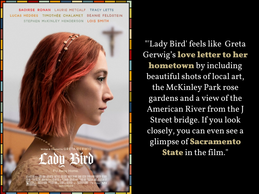 Greta Gerwig 'selfishly' made Saoirse Ronan audition for Lady Bird
