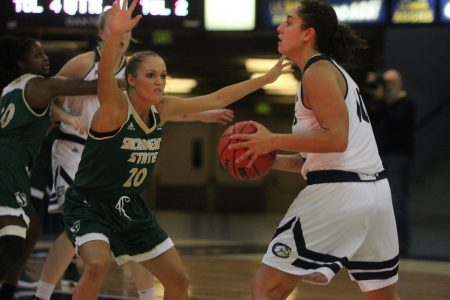 Sac State women's basketball falls to Aggies 79-72
