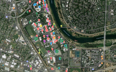 MAP: The most dangerous spots on campus