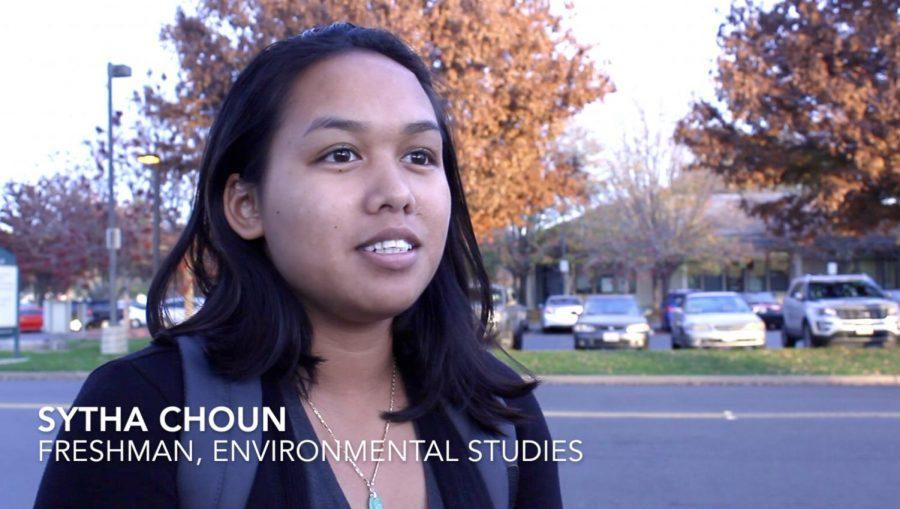 VIDEO: Sac State students grade Ramona Lot
