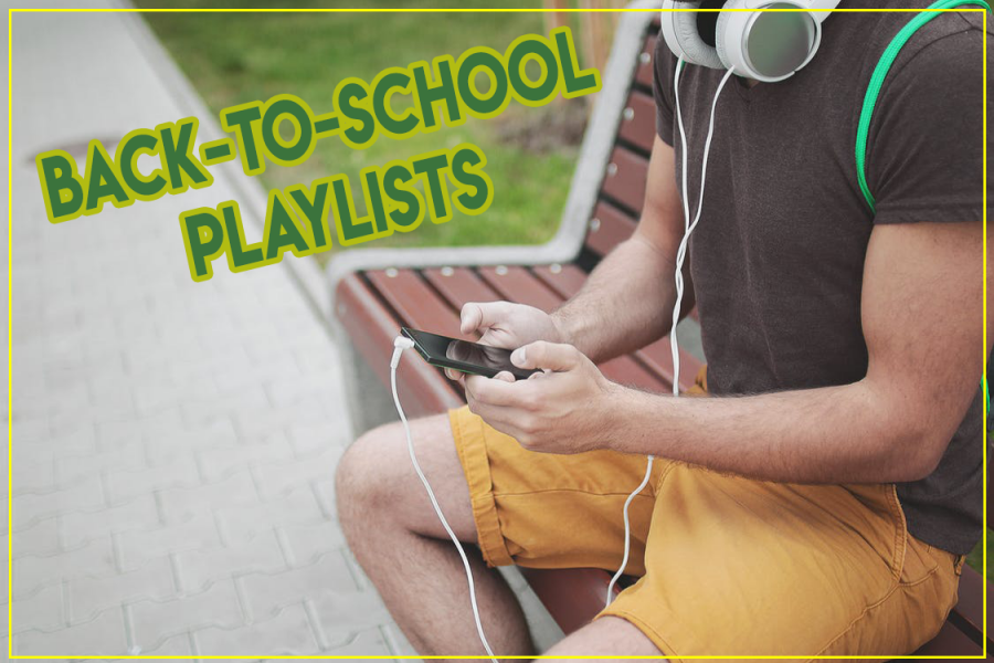 3 playlists to beat those back-to-school blues