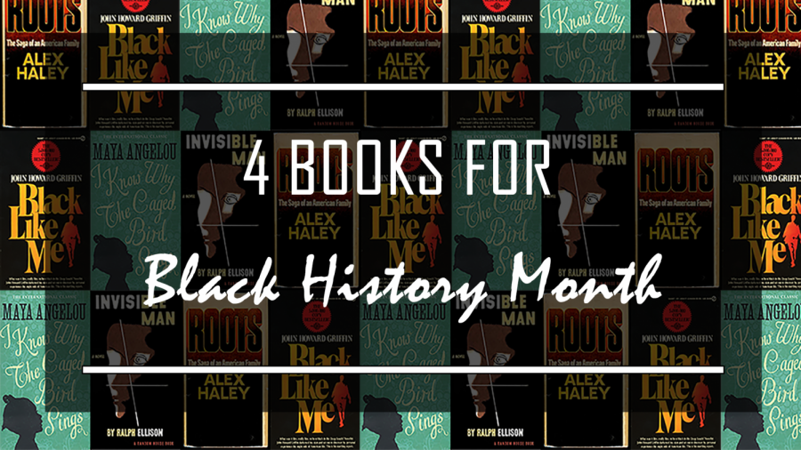 Four books to read this Black History Month