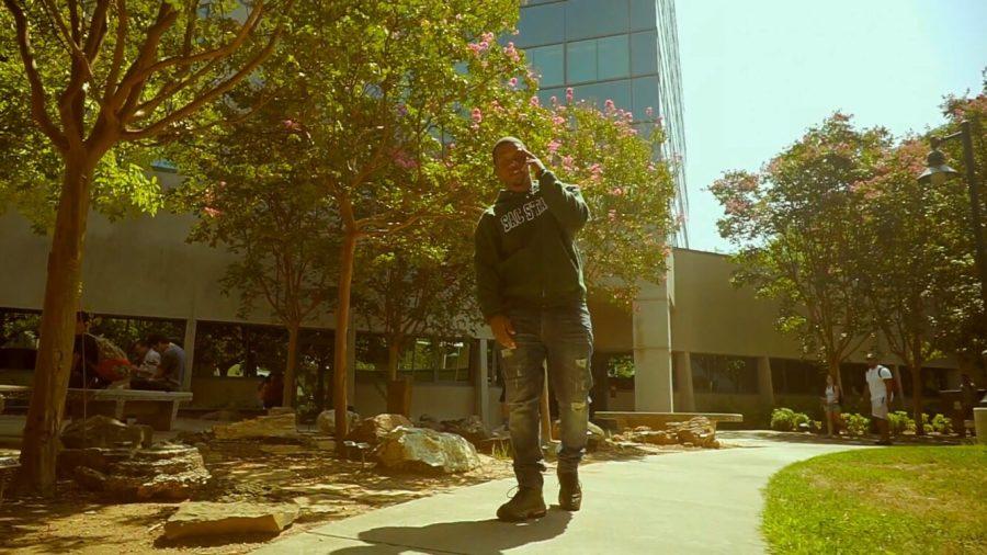 Student rap artist Consci8us aims to promote change