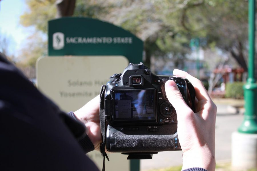 Sacramento+State+is+revisiting+its+new+campus+media+production+policy%2C+which+technically+could+have+applied+even+to+students+filming+on+their+smartphones%2C+after+concerns+were+raised+that+the+policy+is+unconstitutional.