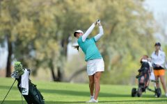 Defending Big Sky women's golf champions wasted little time preparing for season