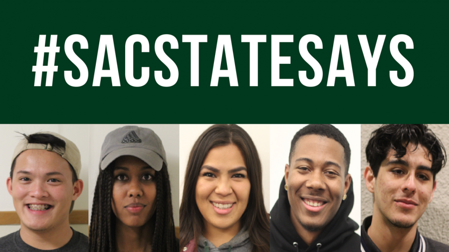 #SacStateSays: What are your plans for spring break?