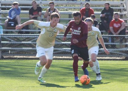Men's soccer captures 3-2 scrimmage win over Republic FC