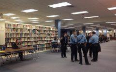 Fight breaks out in school library, 1 person taken to hospital