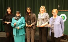 6 women recognized for influence, accomplishments at ceremony
