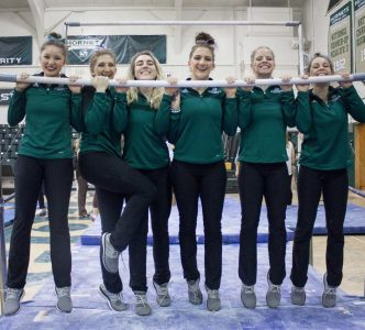 Gymnasts prepare for senior-day finale against ranked opponents