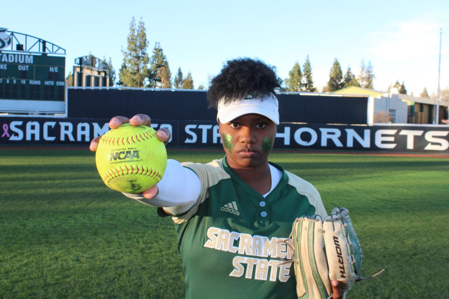 Sacramento State senior pitcher Celina Matthias won the Big Sky Conference Pitcher of the Year award during her sophomore season in 2016. After struggling through her junior year, Matthias made a vow to never make the same mistakes in the pitching circle again.