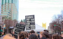 Sac State students among anti-gun demonstrators