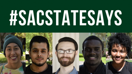 #SacStateSays: How would you like to see police reform in Sacramento?