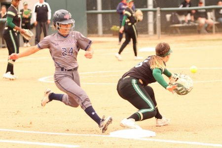 Softball team swept by Saint Mary's in doubleheader