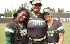 Childhood softball teammates wrap up collegiate careers together