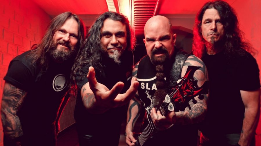 From+left%2C+Slayer%E2%80%99s+current+lineup+%E2%80%94++Gary+Holt%2C+Tom+Araya%2C+Kerry+King+and+Paul+Bostaph.+The+band%27s+farewell+show+in+Sacramento+is+on+May+13+at+Papa+Murphy%E2%80%99s+Park+at+Cal+Expo.+
