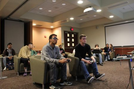 University Union hosts 'Super Smash Bros.' Tournament with $50 prize