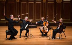 What to expect from the Takacs Quartet