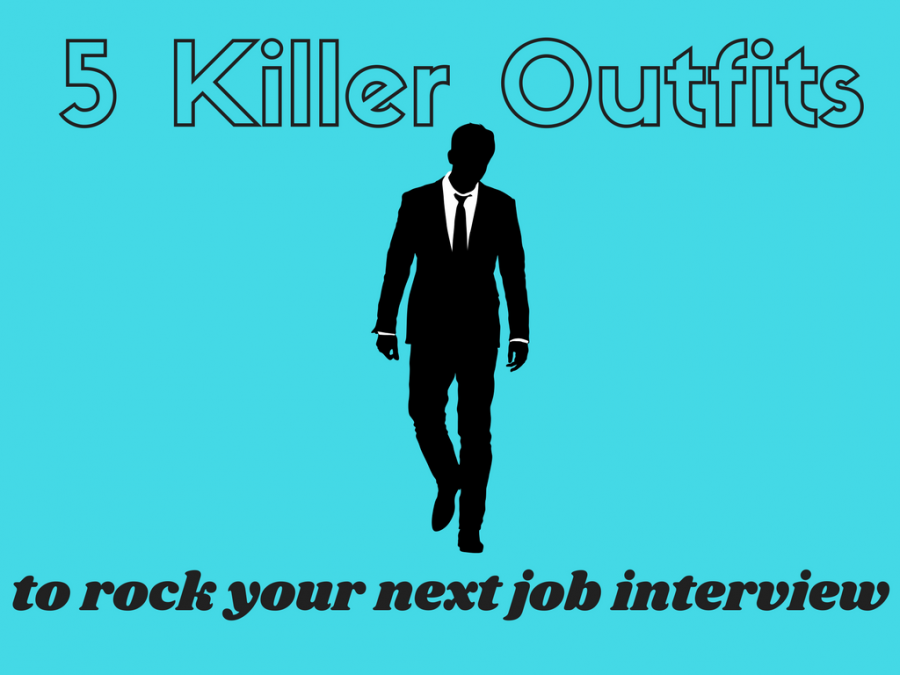 5 killer outfits to rock your next job interview
