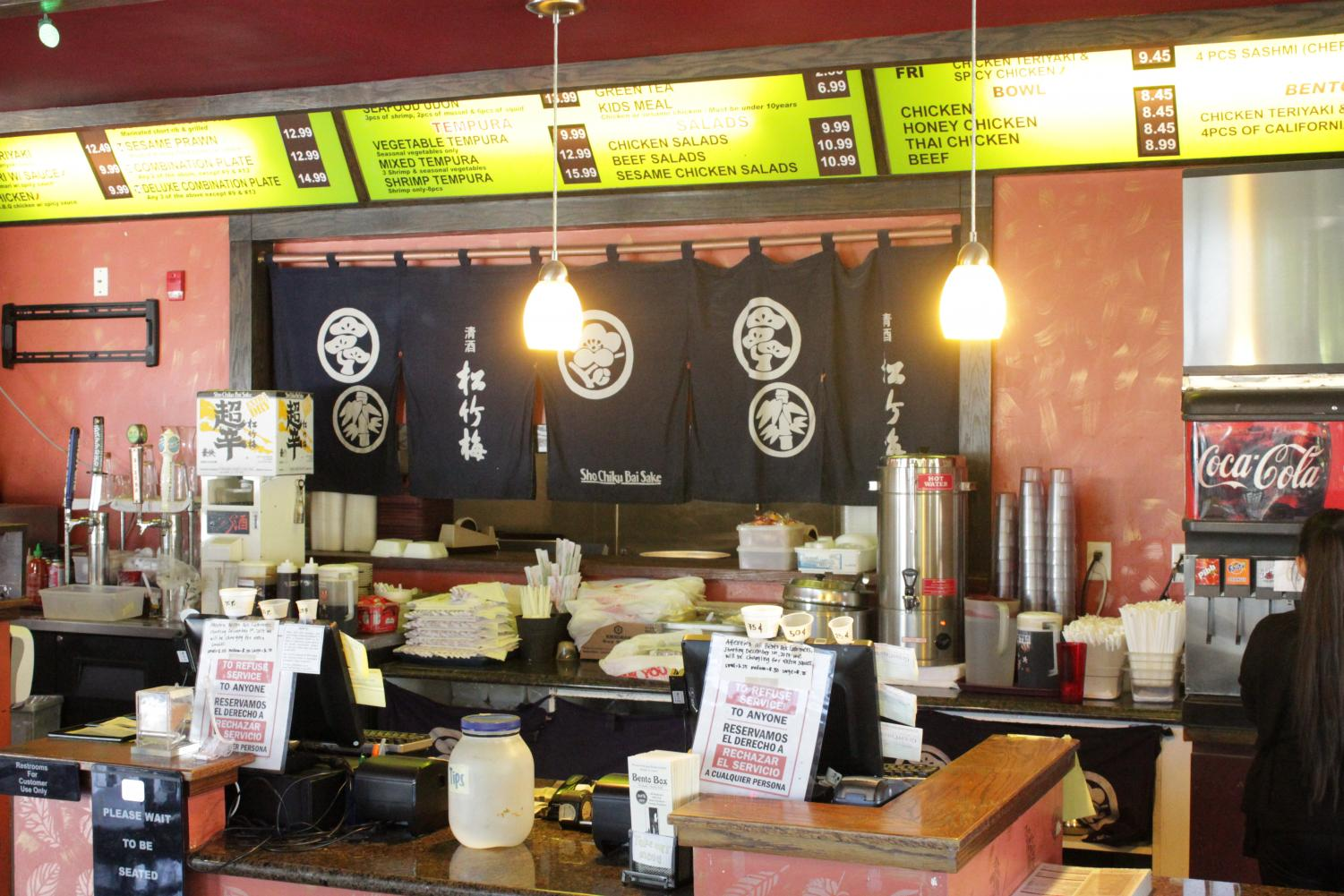 Bento Box has a location on 65th Street that is within walking distance of Sacramento State. Bento Box was voted 'Best Restaurant Near Campus' by readers of The State Hornet for the second year in a row.