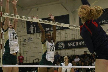 Sac State volleyball finishes second in Hornet Invitational